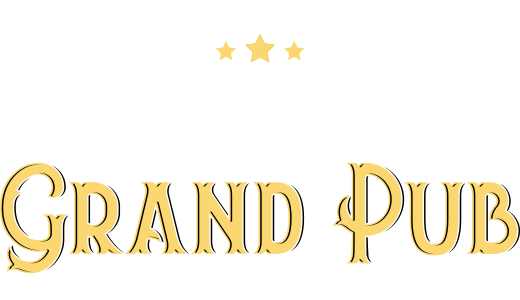 grand cafe gallery pub logo